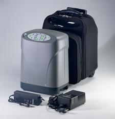 Портативен кислороден концентратор DeVilbiss iGo