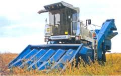 Самоходен комбайн за прибиране на царевица Херсонец-200