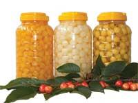 Пулп от череши и вишни