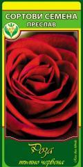 Рози червени - семена