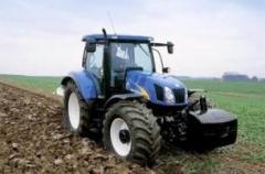 Трактор New Holland T6000
