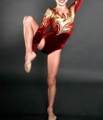Трико спортна гимнастика