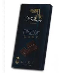 Диетичен черен шоколад FINESSE