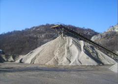 Пясък за строителство