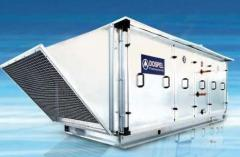 Покривна вентилационна система