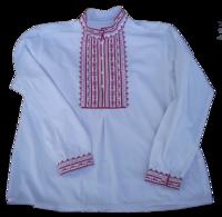Родопска мъжка бродирана риза