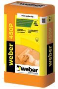 Лепилно-шпакловъчна смес weber 450P