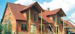Разтвор за зидане и измазване на керамични тухли