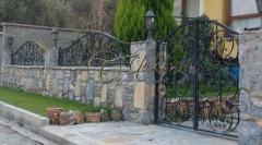 Ковани огради