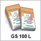 Основен слой мазилка (сива) GS 100 L