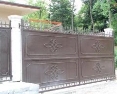 Ограда кована