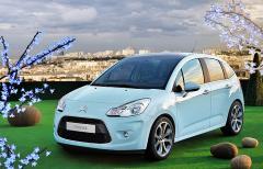 Автомобил Citroën New C3