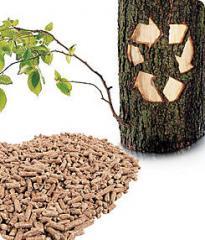 Оборудване за производство на пелети от дървесина