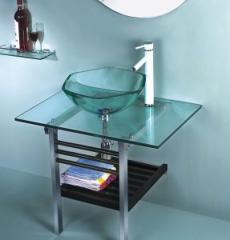 Стъклена мивка MY-7016
