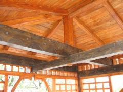 Покриви,покривни конструкции и навеси барбекю