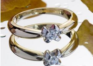 Годежен дамски пръстен