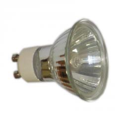 Quartz-halogen reflex lamps