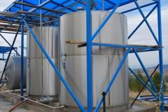 Съд  за съхранение на мляко и други хранителни