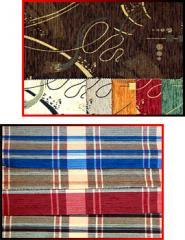 Тъкани за облекло в състав памук