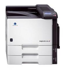 Лазерен принтер с цветен печат, формат А4/ А3