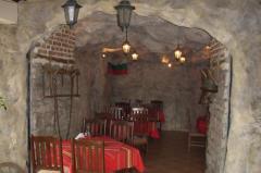 Ресторанти с изкуствени скали