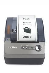 Термотрансферен етикетен принтер QL-560