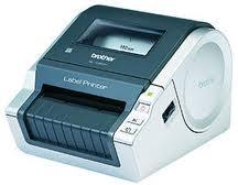 Професионален термотрансферен етикетен принтер