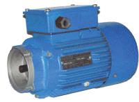 Трифазен асинхронен електродвигател тип КТ