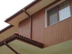Външни облицовки и подпокривни системи от PVC