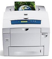 Принтер Xerox Phaser 8860DN - цветен принтер с