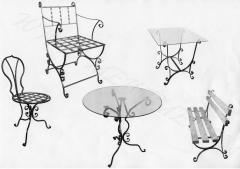 Кована мебел
