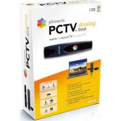 ТВ външен аналогов тунер Pinnacle PCTV Analog
