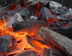 Дървени въглища