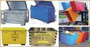 Контейнери за опасни отпадъци