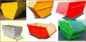 Контейнери за строителни отпадъци по DIN 30720