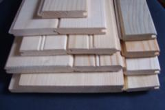 Ламперия, дървен материал