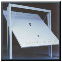 Врата гаражна  Летящо крило  модел  COMPACT CT