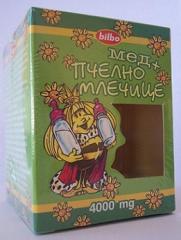 Мед с пчелно млечице bilbo