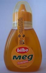 Полифлорен Мед bilbo в туба 0.250 кг