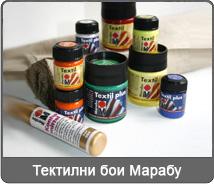 Paints for textile printing (textile)