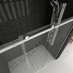 Стъклена преграда Brusels-KERAGLASS