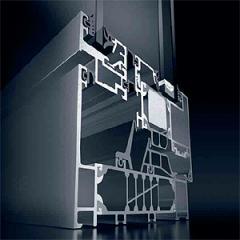 Алуминиев прозорец Schüco AWS 105 CC.HI