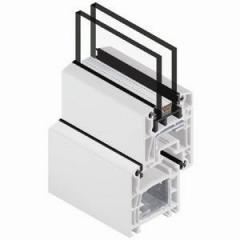 Пластмасов прозорец  SCHÜCO Corona AS 60