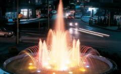 Плаващ фонтан