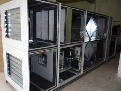 Производство на ОВК системи