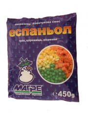Замразен зеленчуков микс Espanol