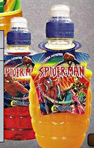 Сокове Spider-Man