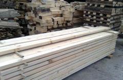 Греди дървени иглолистни