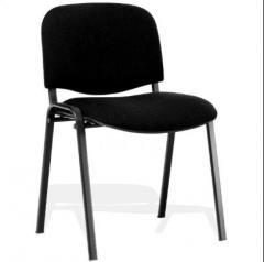 Посетителски стол Iso-Black