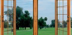 Дървена дограма на прозорци